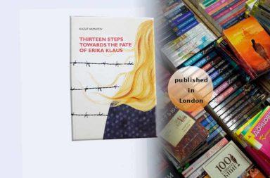 13 Steps Towards the Fate of Erika Klaus bookstore bear me