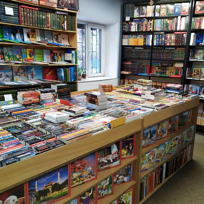 учебная литература, детская, обучающая, чтение для досуга, фантастика, эзотерика, пазлы_ У нас есть все книжный магазин Фолиант